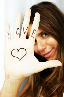 To the Haters: I Love You More! {Click on Photo for Amazing Guest Post by Anna Jorgensen}