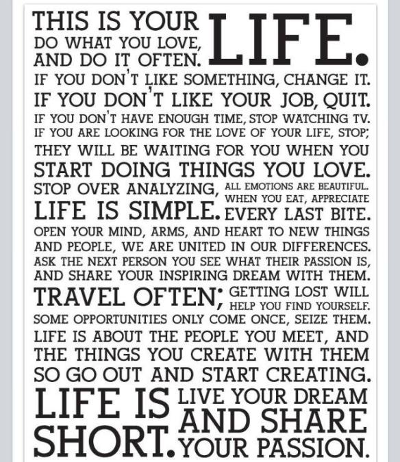 Live well.