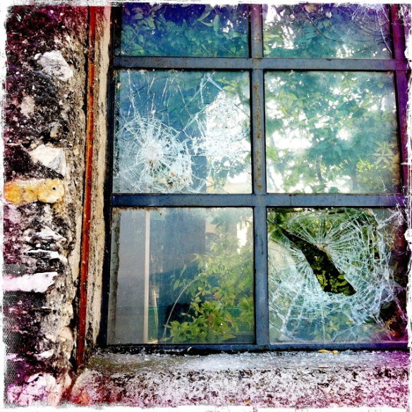Broken Windows---Intention is Everything. (strong language)